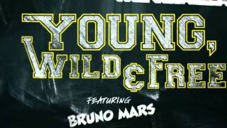 Snoop Dogg & Wiz Khalifa ft. Bruno Mars: Young Wild and Free Clean Version