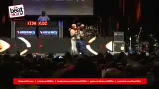 Copy of Tonto Dike's full peformance at Iyanya Concert 2013
