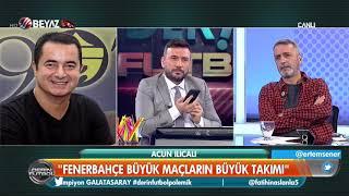 (..) Derin Futbol 22 Nisan 2019 Kısım 6/6 - Beyaz TV