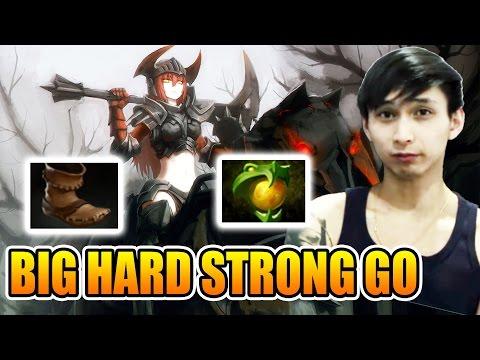 SingSing Dota 2 - Big Hard Strong! GOoooo!