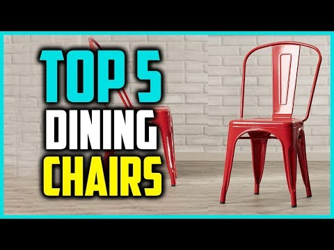 Top 5 Best Metal Dining Chairs In 2018 – Kitchen & Dining Chairs Reviews