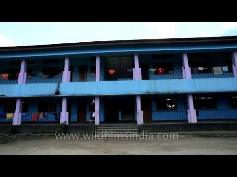 Vivekananda Kendra Vidyalaya boys hostel