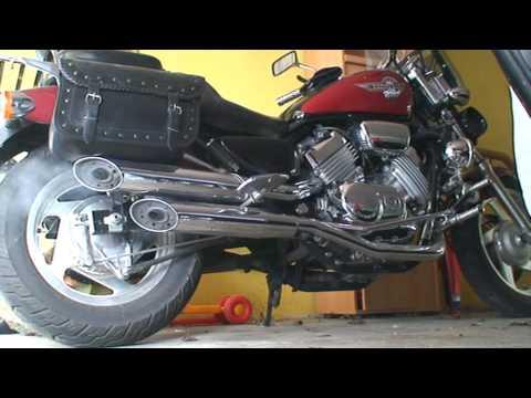 Chopper Honda VF-750 C (RotzFrechMG77) - YouTube