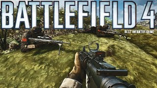Battlefield 4 Best Infantry Game