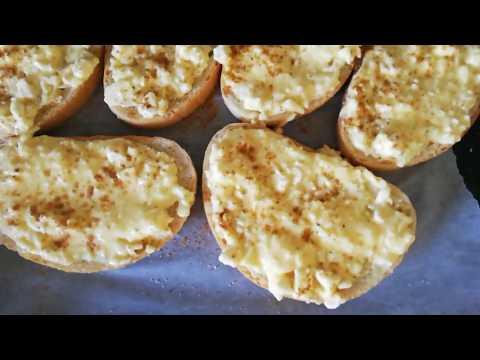 Селски сандвич на фурна