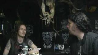 "Watain, part 2/4, on the scene and ""Lawless Darkness"""