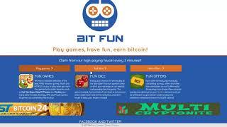 Gagner gratuitement des Crypto monnaies  sur Coinpot Faucets,Btcclicks, mining