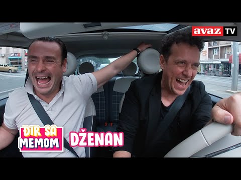 Đir sa Memom / Dženan Lončarević šokirao: Oteo Memi volan i poslao poruku njegovoj ženi