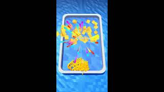 Completing the LAST Level in Collect Cubes by Clown Games (Game Play)