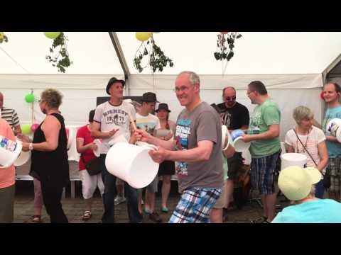 Borghardt Stiftung - Flashmob 2016