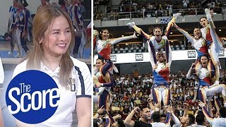 The Brains Behind the NU Pep Squad Dynasty | The Score