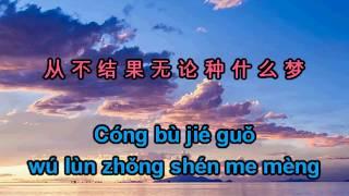 Trời cao biển rộng Hàn Hồng Luyện hát 海阔天空 韩红 Chinese Sub