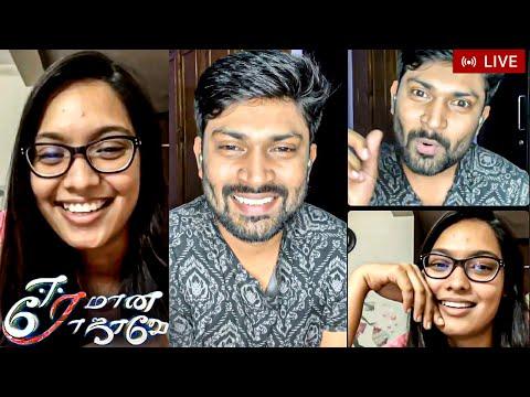 🔴 LIVE : Malar & Vetri Emotional About Eeramana Rojave Climax Episode   Vijay TV Serial   Dhiraviam
