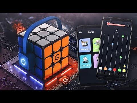 💥 Умные кубики Рубика 3х3 Xiaomi Giiker i3s / GOCUBE / GAN. Революция в спидкубинге