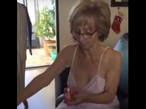 Granny Naturist