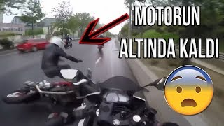 Stupid and Crazy People, Biker Fights, Motorbike Crash, Mirror Smashing in Turkey