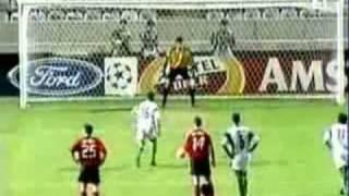 goalkeeper comedy