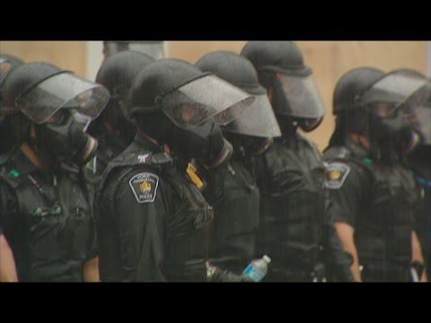 G20 'kettling' lawsuit