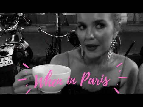 When in Paris: How to Act Like a True Artiste