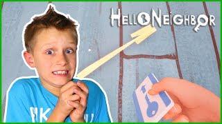 HOT CROWBAR in Hello Neighbor BETA