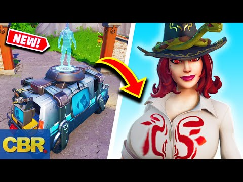 20 Fortnite Season 8 Easter Eggs You Didn't Know About thumbnail