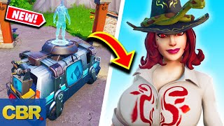 20 Fortnite Season 8 Easter Eggs You Didn't Know About