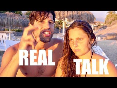Alles zu viel? | REAL TALK am Strand
