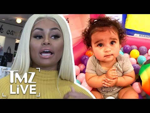 Blac Chyna Being Investigated By DCFS? | TMZ Live