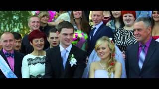 Никита и Ирина. Свадебное видео. СЕВЕРОДВИНСК.