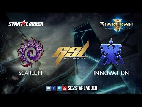2017 GSL S3 Ro32 Group B Match 2: INnoVation (T) vs Scarlett (Z)