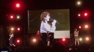 パシフィコ横浜で行われた宮脇咲良スペシャルステージです 宮脇咲良 ゲ...