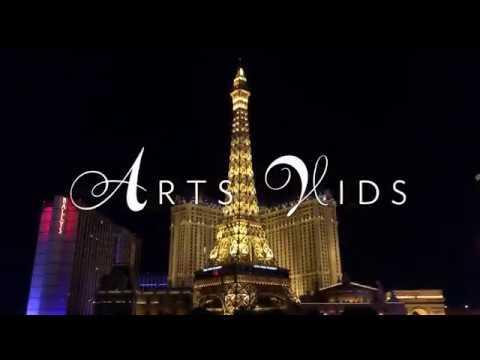 4K Bellagio Fountains, Las Vegas, Nevada, Whitney Houston 🎶 The Star Sprangled Banner