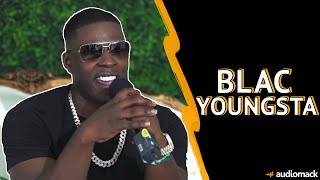 Blac Youngsta Interview: Talks Lady Gaga, Performing Tips, New Music & More