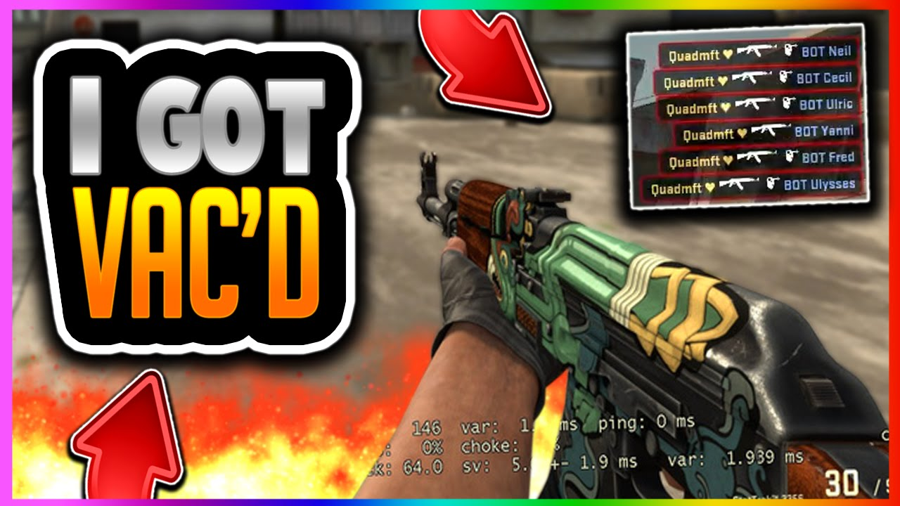 how to run csgo without vac