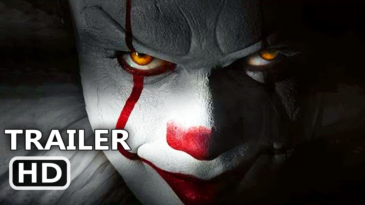 IT - Official Trailer 1 - YouTube