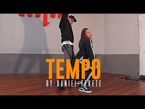 "Chris Brown ""TEMPO"" Choreography By Daniel Fekete"