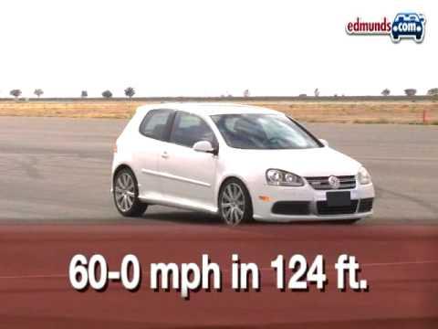 2008 Volkswagen R32   Track Tested   Edmunds.com