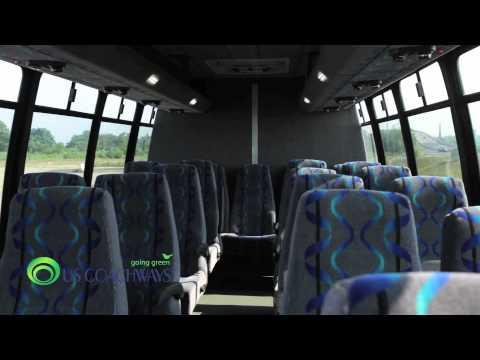 Mini Bus Charter Rental - US Coachways