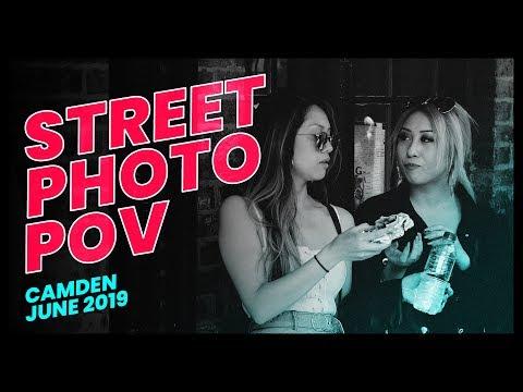 Street Photography POV | Camden, London