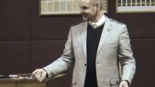 Александр Малый. Курс лекций по остеопатии (03.12.2010, ч.1)
