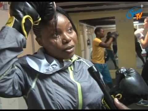 Swaziland boxing association encouraging women to join the sport