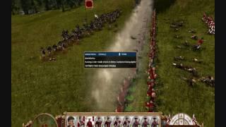 Total War New Gameplay - Special Abilities - Firing Drills