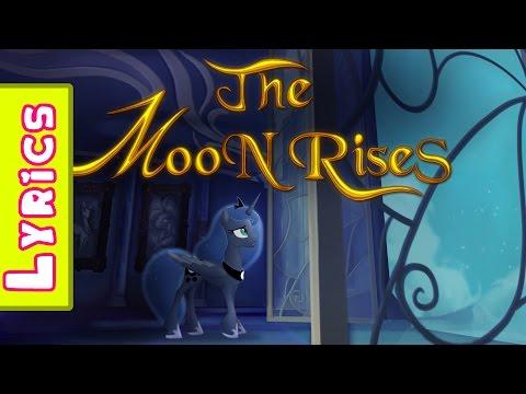 The Moon Rises | Lyrics