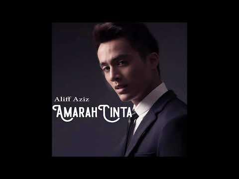 """Aliff Aziz - Amarah Cinta [OST Drama """"Melankolia""""] (Audio)"""
