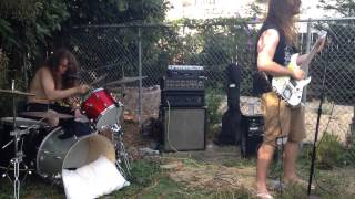 Cuerpo - world under my fingernail @ Boogies Backyard June 26, 2015