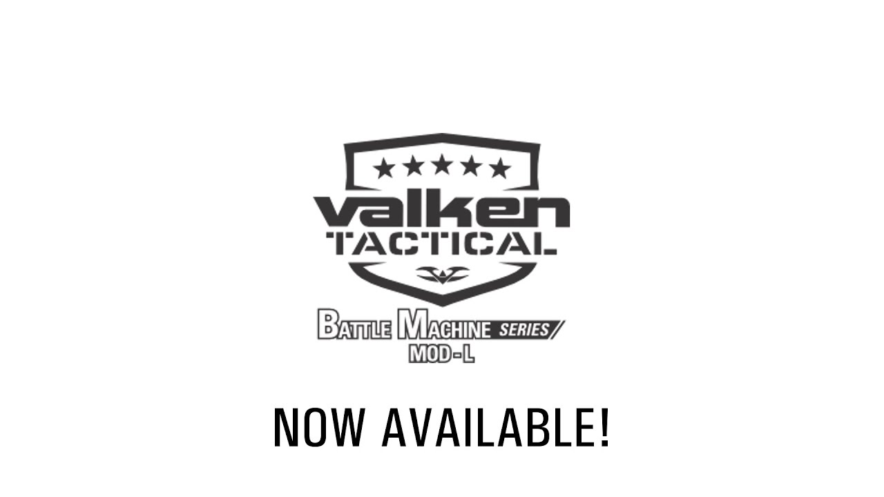 valken tactical battle machine mod l