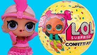 Куклы ЛОЛ играют в прятки сюрпризы 3 Серия Видео для детей Мультик про Игрушки | TOYS AND DOLLS