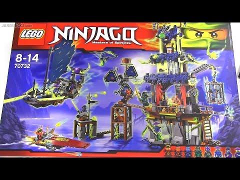 built in 60 seconds lego ninjago city of stiix 70732. Black Bedroom Furniture Sets. Home Design Ideas