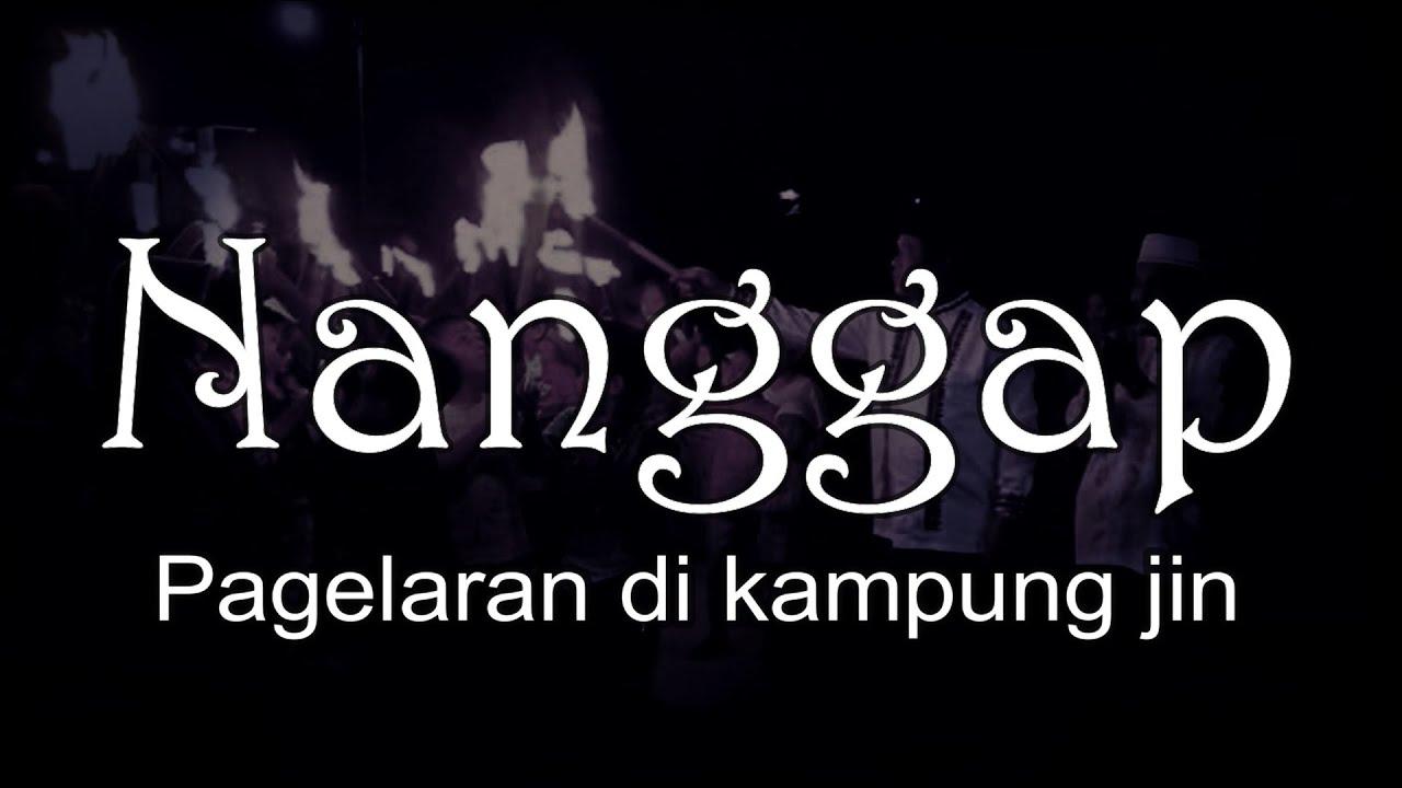 NANGGAP - Pagelaran di Kampung Jin | Cerita Horor #231