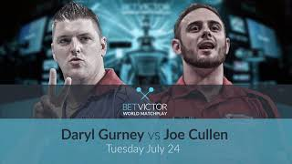 Daryl Gurney v Joe Cullen | Preview & Betting Tips from Chris Mason